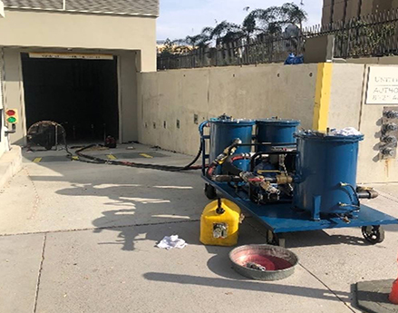 Fuel Cleaning by Western Pump
