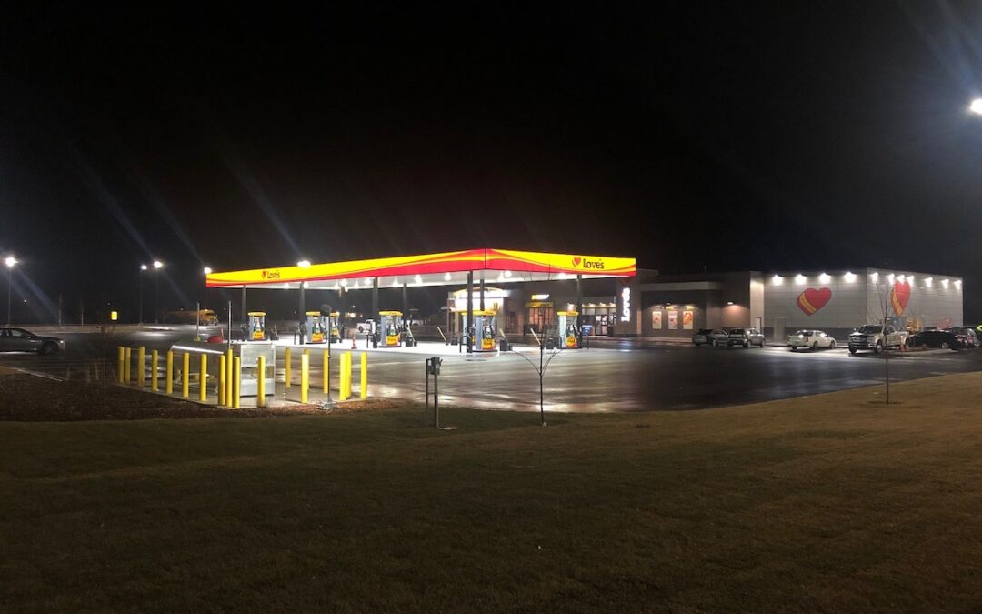 Case Study: Love's Travel Stop & Country Store (Bliss, ID)